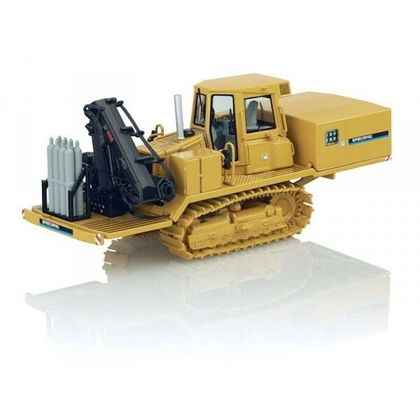 respuestas rápidas WSI-Conrad NZG 855-01 Liebherr SR 714 LGP LGP LGP Soldadura Tractor  spiecapag  1 50 Nuevo  hasta un 65% de descuento