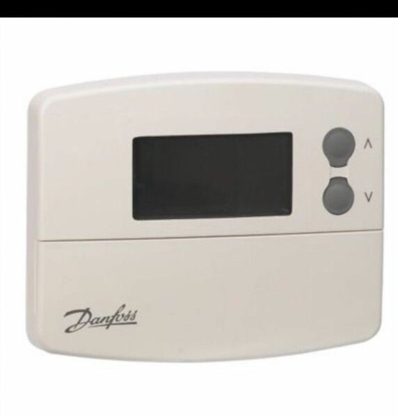 Danfoss Tp5000m Si Programmable Room Thermostat Post 087n791700 Ebay