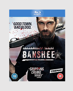 Details about Banshee: The Complete Series Blu-ray / Box Set  Crime/Drama/Mystery Series