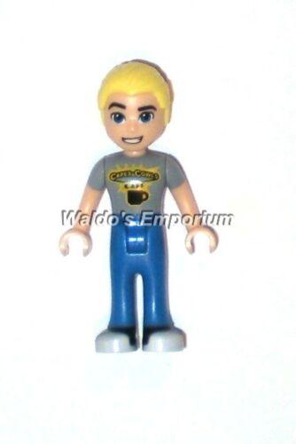 Lego DC Super Hero Girls MiniFigure, STEVE TREVOR 41231, New.