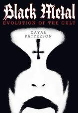 Black Metal: Evolution of the Cult by Dayal Patterson Paperback Book (English)