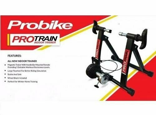 Indoor Trainer - ProBike-ProTrain Indoor Trainer - New - R2400 - Cycling-Cape Town