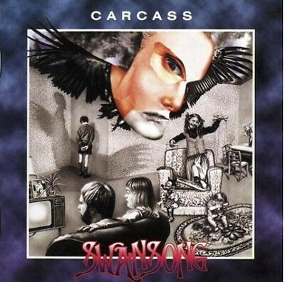 CARCASS SWANSONG SEALED CD NEW