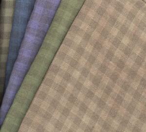 28-ct-Weeks-Dye-Works-Gingham-U-CHOOSE-COLOR