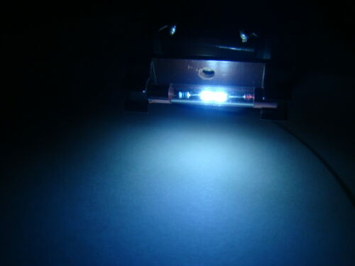 4MM OD VU METER PIGTAIL LAMP FITS DYNACO  TEAC REVOX TANDBERG OTHERS