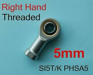4pcs-Right-5mm-SI5T-K-PHSA5-SI5P-K-NHS5-Threaded-Female-Rod-End-Joint-Bearing