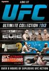 Ultimate Fighting Championship Ultimate Collection 2013 Region 2