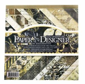 7-034-x-7-034-Paper-Designer-by-Enogreeting-Creative-Scrapbooking-Retro-Series-Perfect