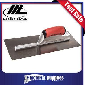 Marshalltown-356x121mm-14-034-x4-034-Stainless-Steel-Plaster-Finishing-Trowel-11503