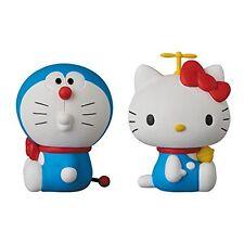 Medicom Toy UDF DORAEMON x HELLO KITTY PVC Figure Japanese Anime from Japan