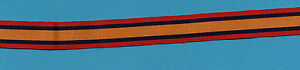 QUEEN-039-S-SOUTH-AFRICA-1899-1902-MINIATURE-MEDAL-RIBBON-6-INCHES-15cm