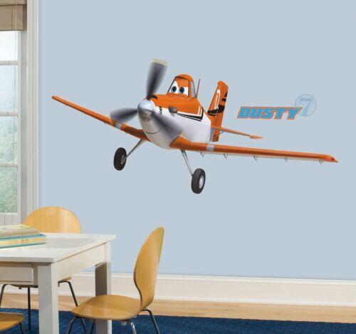 Disney Dusty from Planes Peel /& Stick Mini Mural RMK2289GM