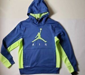 23e53ec7 Nike Air Jordan Boys' Dri-Fit Hoodie Zip Up Jacket Size Medium NWT ...