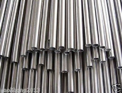 """304 Stainless Steel Capillary Tube OD 6mm x 4mm ID, Length 500mm = 20"""""""