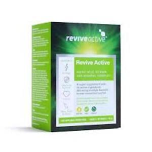 Revive ACTIVE integratore alimentare 7 Bustine Confezione di due (2 x 7 bustine)