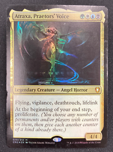 FOIL ATRAXA PRAETORS/' VOICE Commander Anthology Volume Ii Magic MTG MINT CARD
