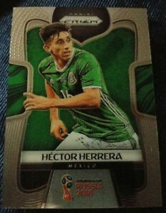 2018-Panini-Prizm-World-Cup-134-Hector-Herrera-Mexico-Soccer-Card
