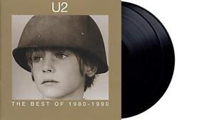 U2-THE-BEST-OF-1980-1990-Double-LP-Vinyl-sealed