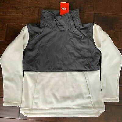 NWT The North Face Women's Rosie Sherpa Po Jacket Pullover ...