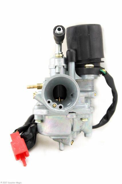 12mm Vergaser inkl. E-Choke Aerox Nitro Sr50 MachG JogR F15 F12