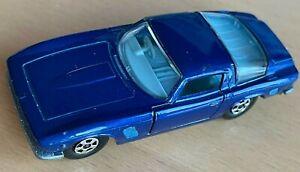 MATCHBOX Lesney Superfast No 14 Dark Blue ISO GRIFO-VNM