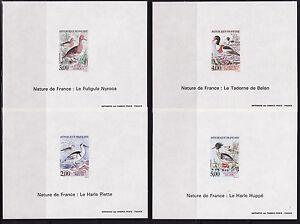 FG-ND-serie-4-nature-de-France-oiseaux-canards-1993-num-2785-88