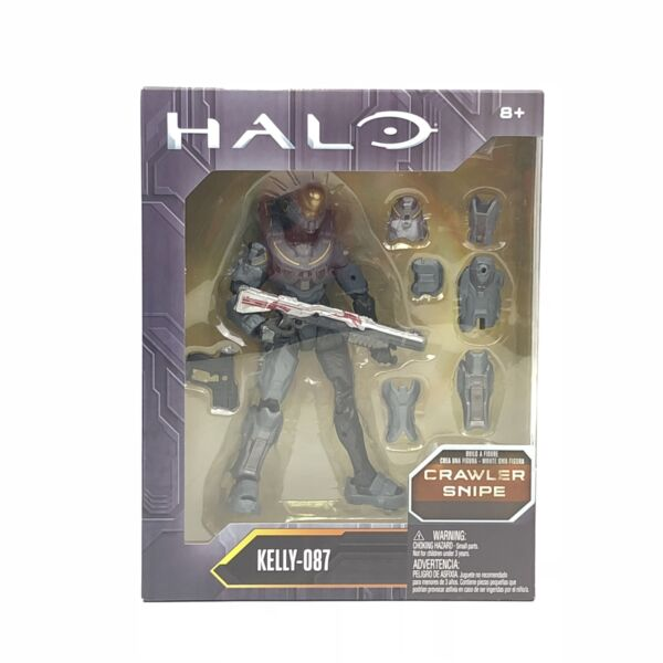 Halo Kelly-087 Crawler Snipe New and Factory Sealed Fast Free Shipping in USA