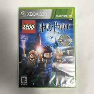 Lego Harry Potter: Years 1-4 Platinum Hits (Microsoft Xbox 360, 2010) New Sealed