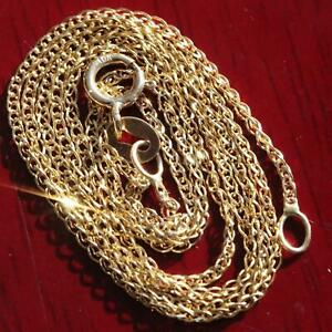 Solid 10K Gold Pre-Solder Chain Tab