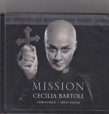 CECILIA BARTOLI / I BAROCCHISTI / DIEGO FASOLIS - mission CD