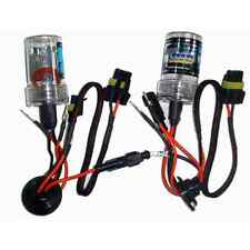 2 H9 6000K HID Xenon Bulbs Replacement for Aftermarket Main Light Conversion Kit