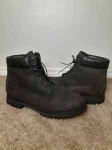 Timberland Mens Boots Size 15 / Black