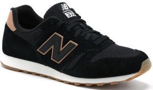 New-Balance-ML373-klassische-Schuhe-Herren-Sneaker-Turnschuhe-Schwarz-SALE