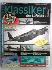Klassiker der Luftfahrt  Nr.: 5  aus 2009       in Schutzhülle