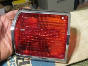 NOS Mopar 1966 Plymouth Fury Wagon Right outer Tail light Lens,