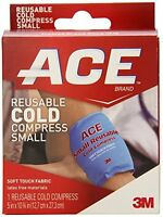 4 Pack - Ace Reusable Cold Compress, Small 1 Each on sale