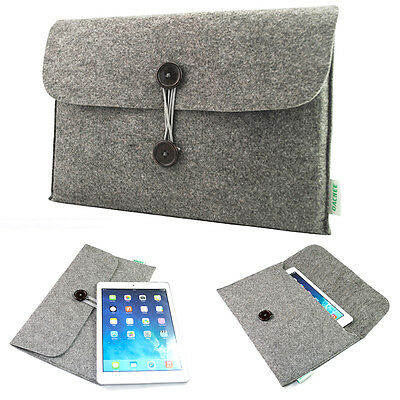 Laptop Soft Case Sleeve Bag Pouch for 10 11 13  14 15 Macbook ipad 9.7 HP Dell