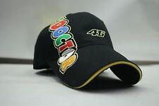 Valentino Rossi The Doctor 46 Moto GP Baseball Hat Peaked Cap Racing Sport Black