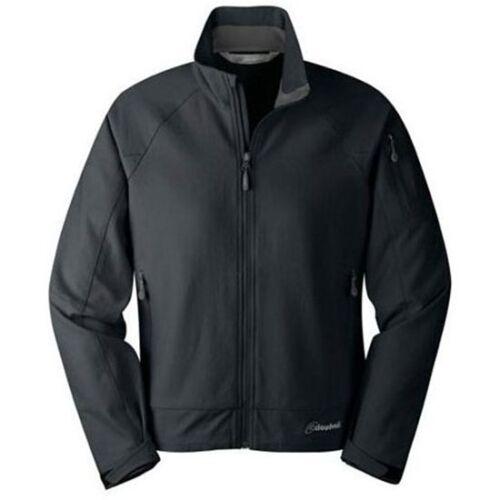 Women/'s Cloudveil Inertia Peak Soft Shell Softshell Jacket Black Size Small S