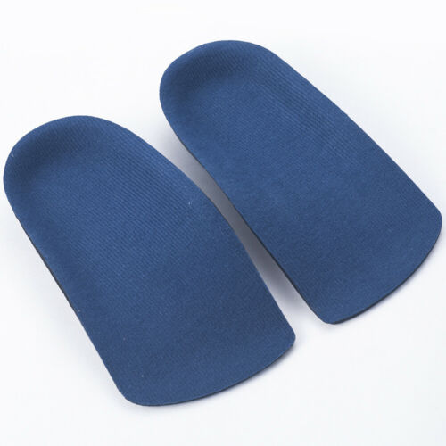 Useful Orthotic 3//4 Arch Support Pad Comfortable Shoes Insoles Inserts Flat Foot