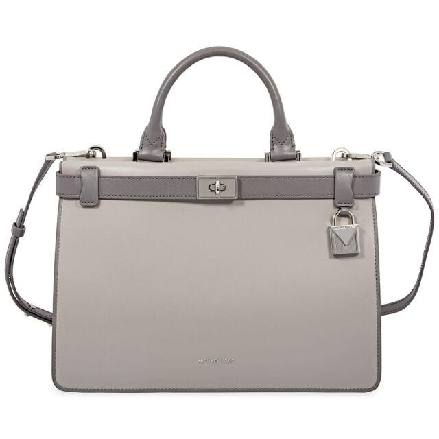 588d7b24e3e9 ... Michl Kors Jet Set Leather Tote Grey · Michael Kors Handbags & Purses |  belk · Michael Kors Sloan King Leather Medium Satchel · Michael ...