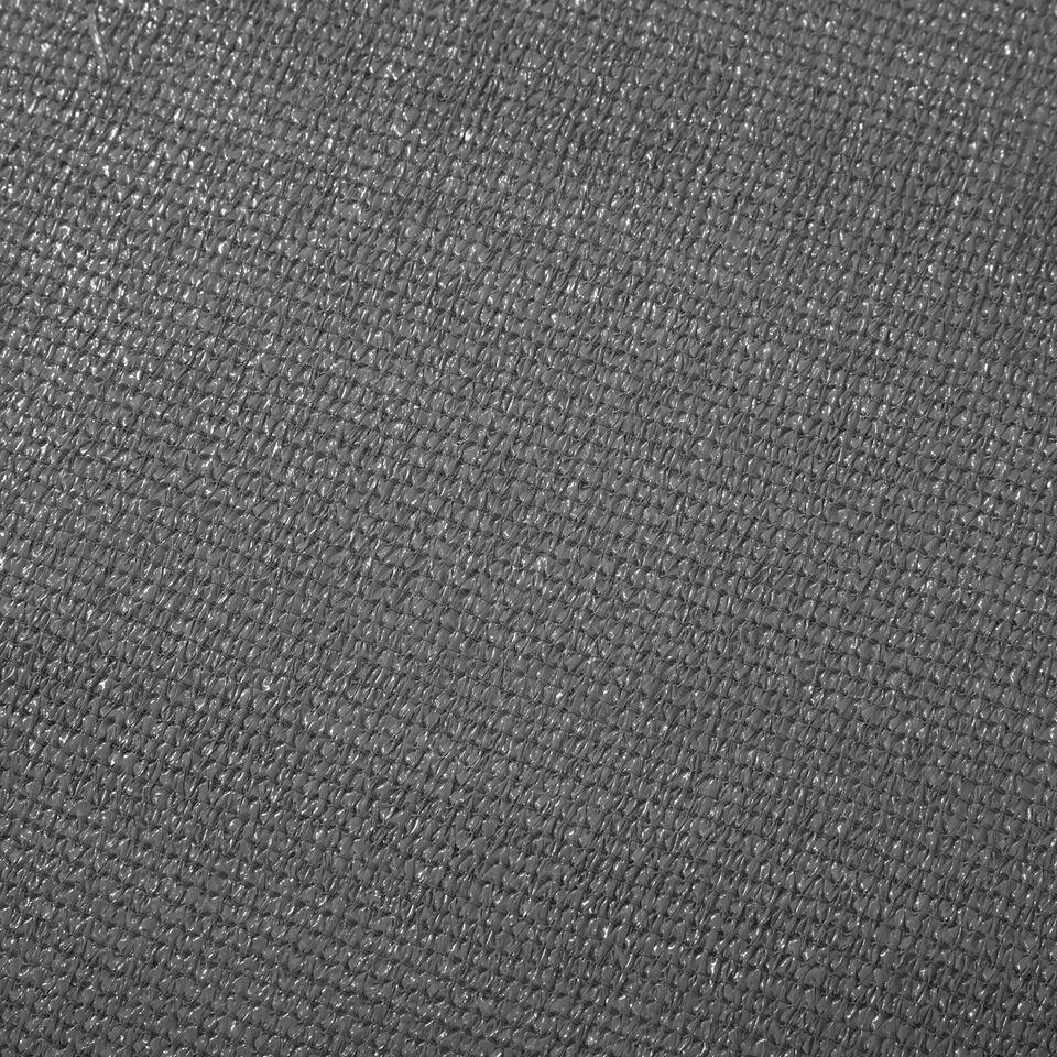 Læsejl til altan, grå