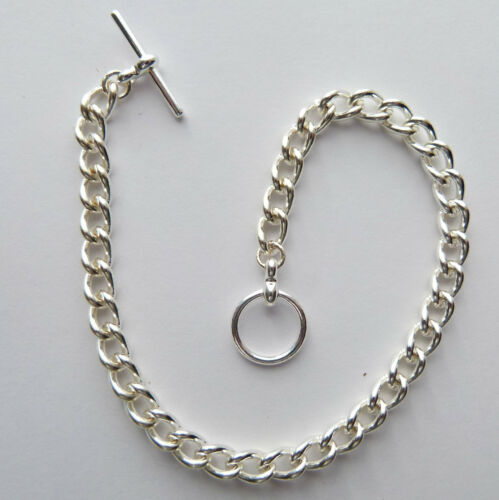 Silver plated any size same price with toggle clasp. Childrens charm bracelets