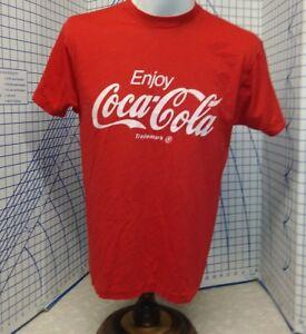 916fd9cc Vintage 80s Coca Cola Shirt Screen Stars Tag Mens Size XL #11 on ...
