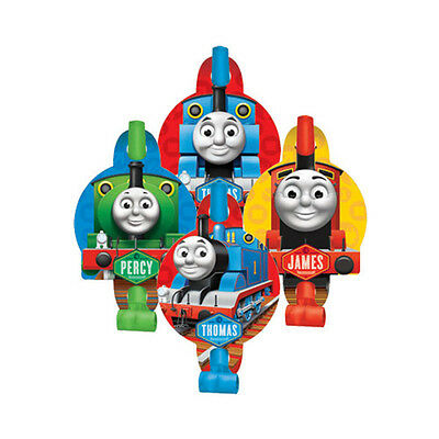 8 Thomas the Tank Trains Childrens Birthday Party Loot Favor Treat Blowouts