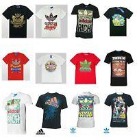 Mens Adidas Originals Cotton Tee Crew Neck T-Shirt