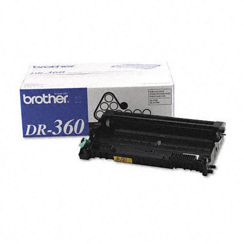 10 oem Genuine Virgin  Used Brother DR-360 Laser Imaging Drums DR360 Empties