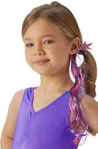 Reasonable Mädchen My Little Pony Dämmerung Funkelnd Kostüm Kleid Outfit Haarzubehör Latest Technology Haarschmuck