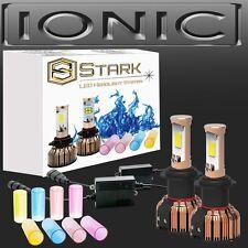 6000LM LED High Beam Only Conversion Kit Tube Colors 3K 6K 8K 12K Bulb - H7