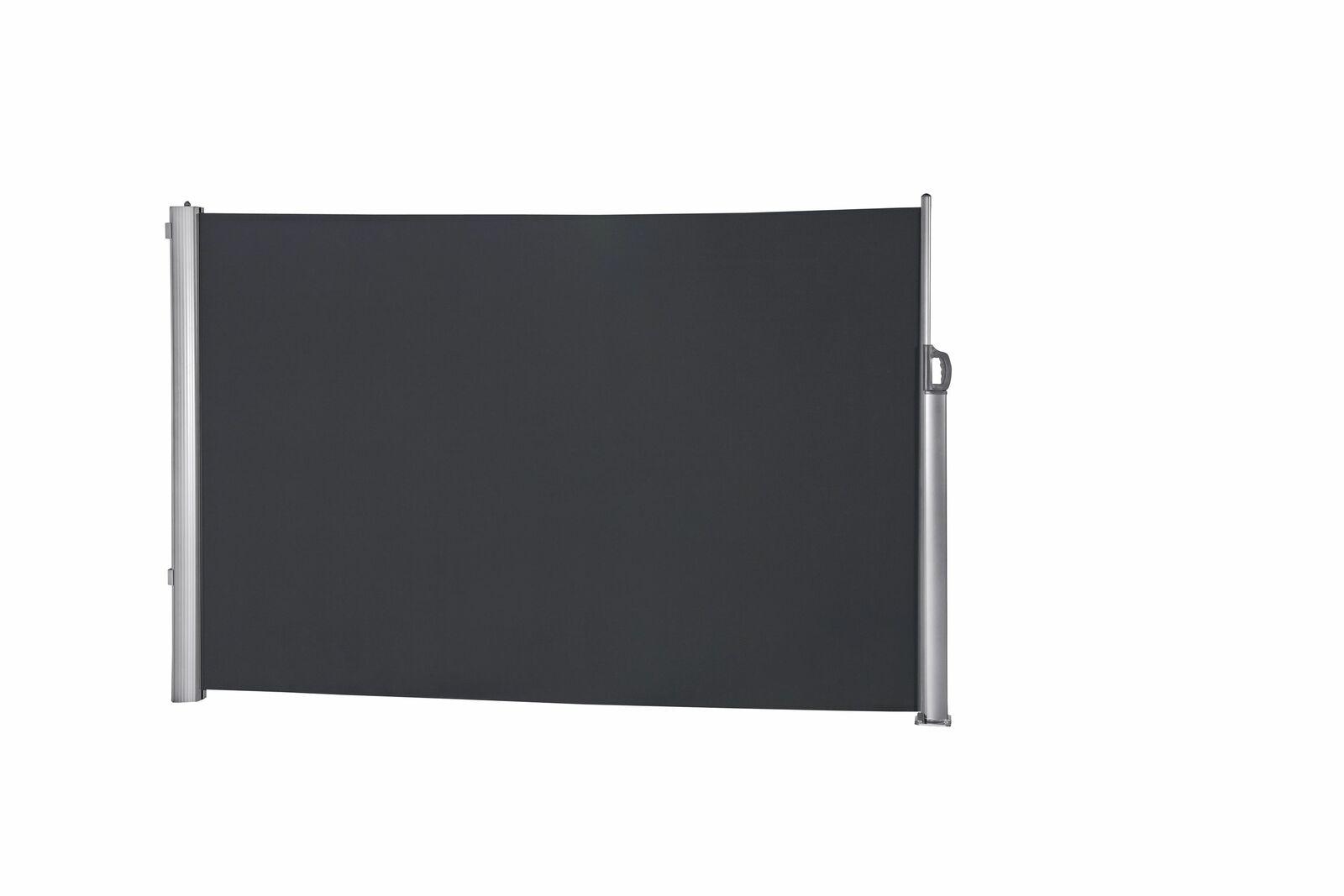 Leco Seitenmarkise Markise 3 00 X 1 60 M Sichtschutz Trennwand
